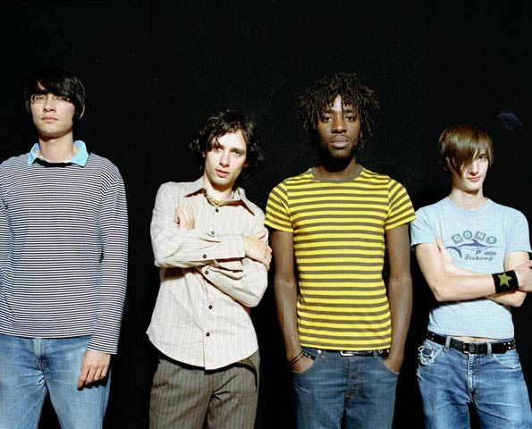 Bloc Party y la ultraviolencia