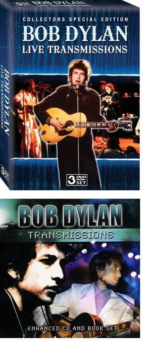 Disco y DVD de Dylan sólo para el mercado británico