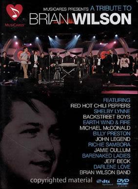 Homenaje en directo a Brian Wilson