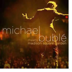 Michael Bublé, en el Madison Square Garden