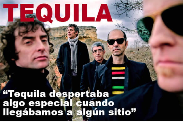Tequila Mucho rock and roll
