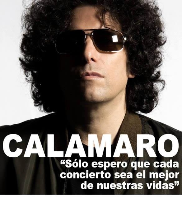 Andrés CalamaroEn corto