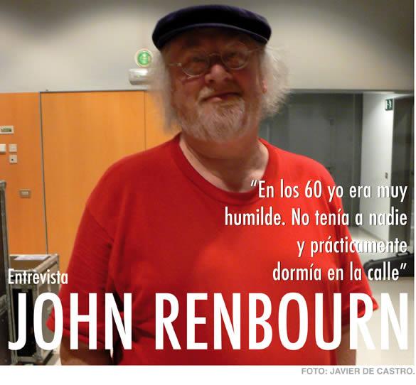 John Renbourn. Entrevista