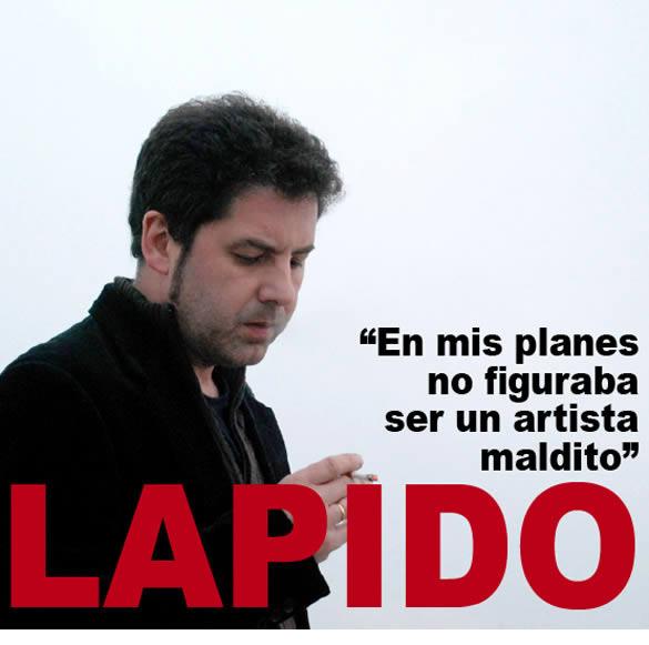 José Ignacio LapidoTrazando mapas sonoros y vitales