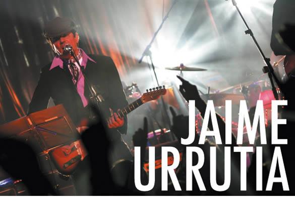 ReportajeJaime Urrutia graba su nuevo disco en directo
