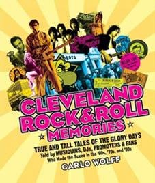 Las memorias rockeras de Cleveland