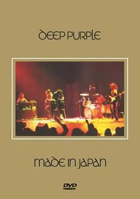 """Ya está a la venta el DVD de Deep Purple """"Made in Japan"""""""