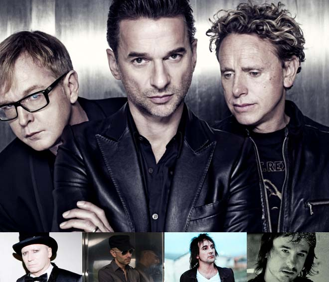 Mesa Redonda Alrededor De Los últimos Años De Depeche Mode