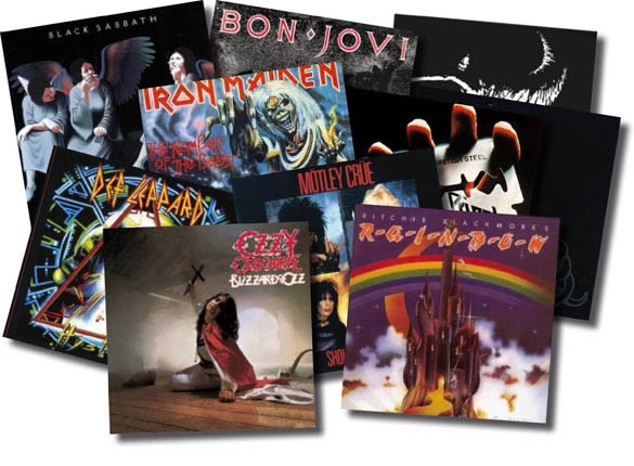 Los 10 discos heavys que tienes que escuchar aunque no te guste el heavy