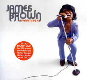 James Brown, enterrado y remezclado