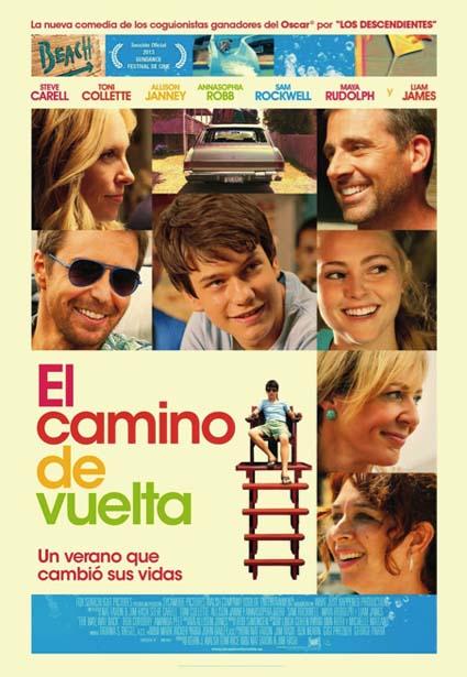 """Cine: """"El camino de vuelta"""", de Nat Faxon & Jim Rash"""