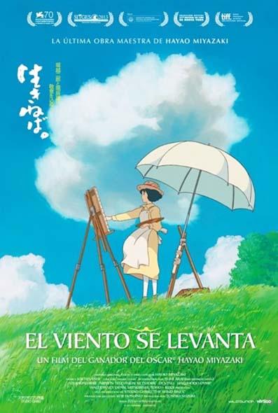 """Cine: """"El viento se levanta"""", de Hayao Miyazaki"""