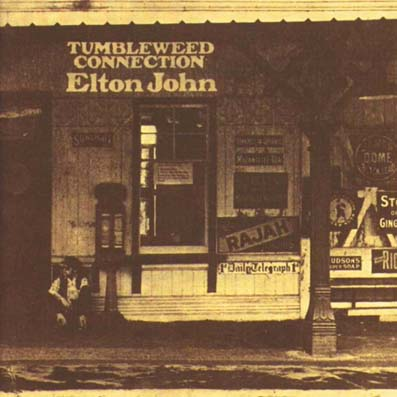 "Operación rescate: ""Tumbleweed connection"", de Elton John"