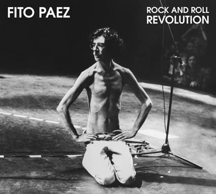 "Fito Páez tiene nuevo disco, ""Rock and roll revolution"""