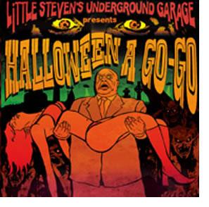 Disco garajero para la noche de Halloween