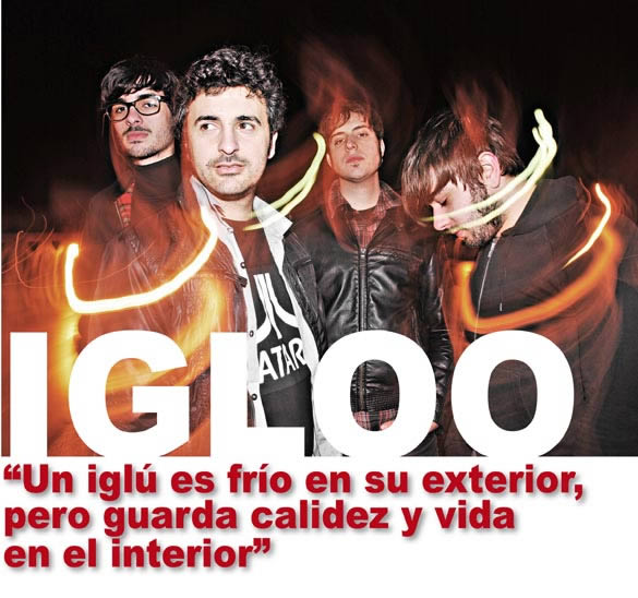 Igloo Pop frío de guitarras cálidas