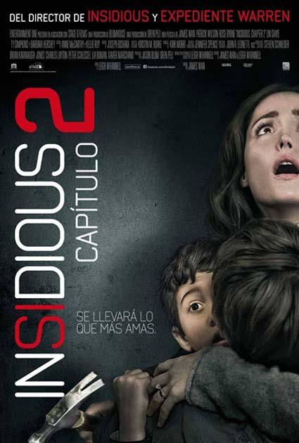 """Cine: """"Insidious: Capítulo 2"""" (James Wan, 2013)"""