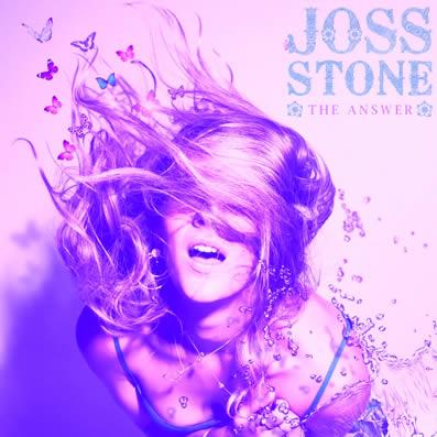 Escucha 'The Answer', adelanto del nuevo disco de Joss Stone