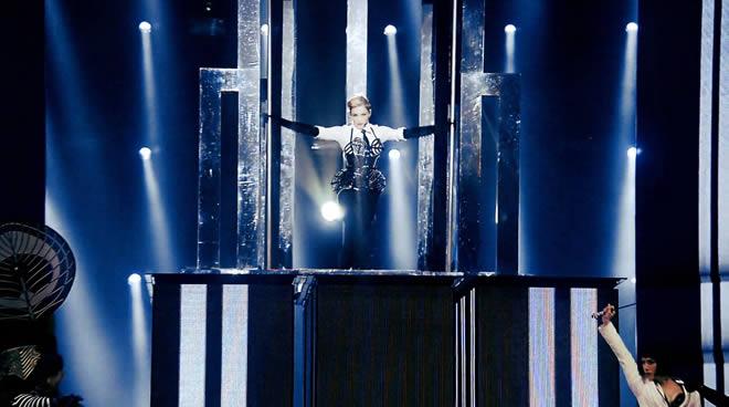 """Madonna nos ofrece un vídeo de adelanto del DVD en vivo """"MDNA Tour"""""""
