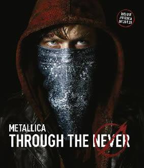 Se publica en Blu-ray y DVD la película en 3D de Metallica