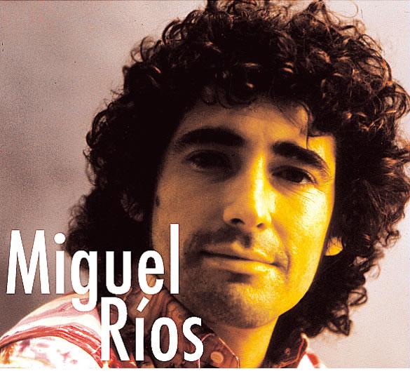 Miguel RíosEl año de la alegría: el mundo a sus pies(La entrevista. Tercera parte)