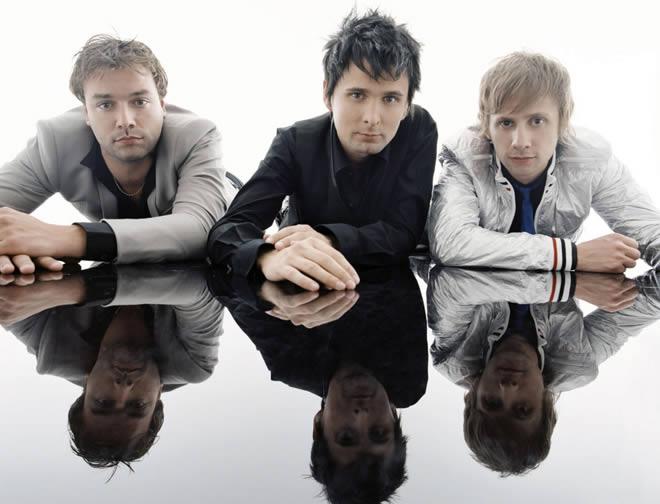 Muse anuncian una película-concierto