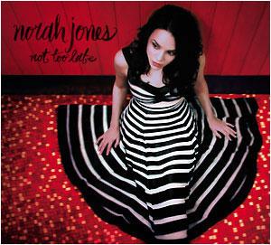 Norah Jones a por el tercero