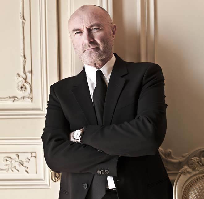 Phil Collins está pensando en volver a la música