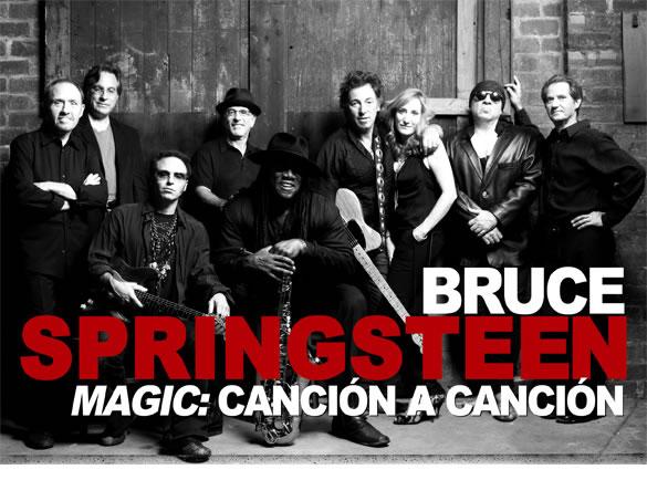 Bruce Springsteen: Magic canción a canción