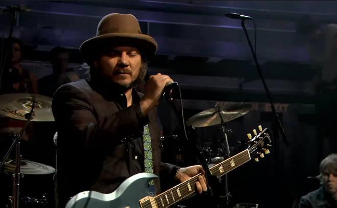 Wilco En El Programa De Jimmy Fallon
