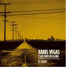 El primer disco grande de Xabel Vegas